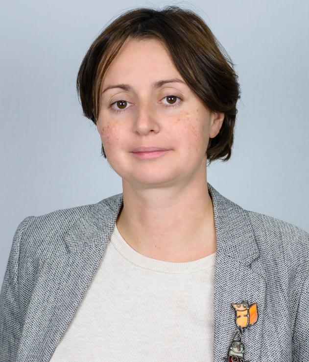 Тетяна Кравчук