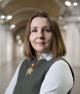 Natalia Andrushkevych